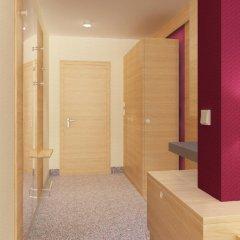 Отель Амелия Улучшенный номер с различными типами кроватей фото 3