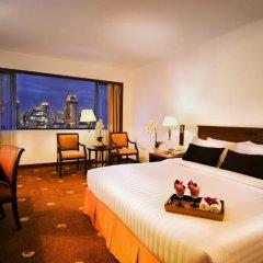 Отель Ramada D'MA Bangkok 4* Люкс с различными типами кроватей фото 3