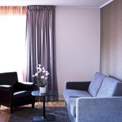 Comfort Hotel Park 3* Стандартный семейный номер с двуспальной кроватью