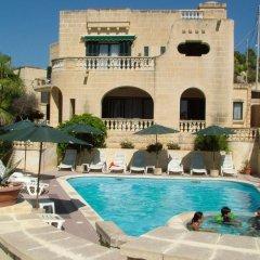 Отель Villa Xemxija Мунксар бассейн