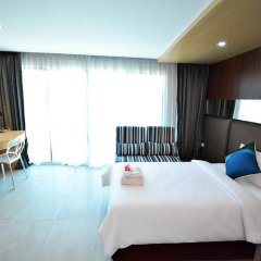 Отель Golden Dragon Beach Pattaya 3* Улучшенный номер с различными типами кроватей фото 3