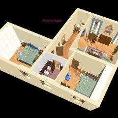 Отель COLOMBINA Стандартный номер фото 3
