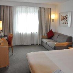 Отель Novotel Andorra 4* Улучшенный номер с двуспальной кроватью фото 3