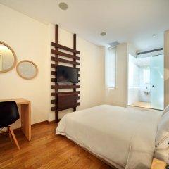 Hotel Clover 769 North Bridge Road 3* Представительский номер с различными типами кроватей фото 3