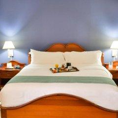 Hotel Plaza Del Libertador 3* Полулюкс с различными типами кроватей