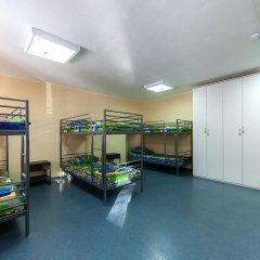 Хостел Чемпион Кровать в общем номере с двухъярусной кроватью фото 9