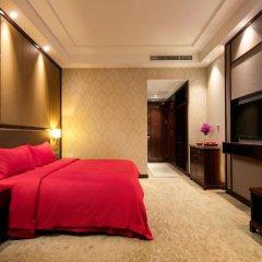 Отель Holiday Inn Beijing Airport Zone комната для гостей фото 5