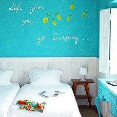 Отель Chill in Ericeira Surf House в номере
