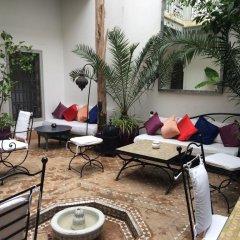 Отель Riad Dar Nabila 3* Стандартный номер с различными типами кроватей фото 10