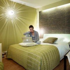 Hotel Allegro Bern 4* Номер категории Эконом с различными типами кроватей фото 3
