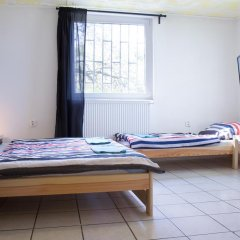 Хостел Seven Prague Апартаменты с двуспальной кроватью фото 8