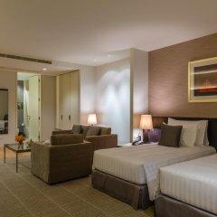 Отель Emporium Suites by Chatrium 5* Студия Делюкс фото 27