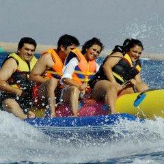 Отель El Wekala Aqua Park Resort пляж фото 2