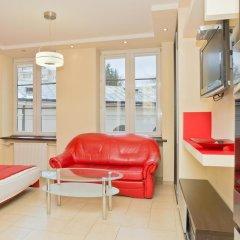 Отель Goodnight Warsaw 3* Студия с различными типами кроватей фото 21