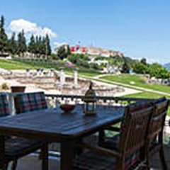 Отель Ephesus Selcuk Castle View Suites Сельчук фото 4