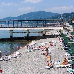 Гостиница Санаторно-курортный комплекс Знание пляж фото 2