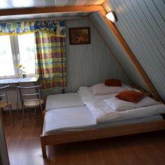 Отель Willa Czerwone Wierchy Косцелиско комната для гостей фото 5