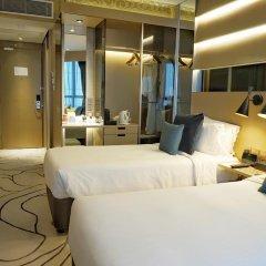Отель The Harbourview 4* Номер Делюкс с различными типами кроватей фото 7