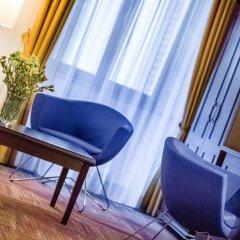 Отель Palazzo Rosso Польша, Познань - отзывы, цены и фото номеров - забронировать отель Palazzo Rosso онлайн комната для гостей фото 11