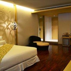 Отель The Lapa Hua Hin 4* Люкс с различными типами кроватей фото 8