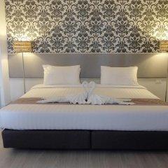 Trang Hotel Bangkok сейф в номере