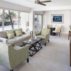 Ilikai Hotel & Luxury Suites 3* Номер категории Премиум с различными типами кроватей фото 6