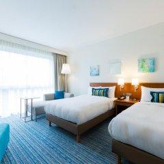 Отель Courtyard by Marriott Brussels 4* Номер Делюкс с различными типами кроватей фото 3