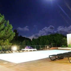 Отель Villa Bellissima бассейн фото 2