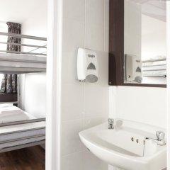 Euro Hostel Glasgow Кровать в общем номере с двухъярусной кроватью фото 4