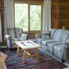 Отель Mica Mountain Lodge & Log Cabins комната для гостей фото 3