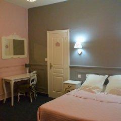 Отель Hôtel Le Canter 2* Стандартный номер фото 5