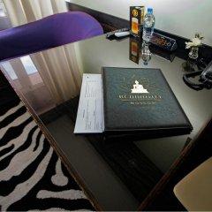 Гостиница БуддОтель Москва удобства в номере