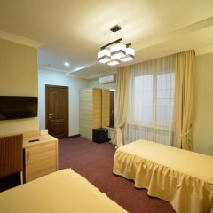 Гостиница Городок Полулюкс с различными типами кроватей фото 19