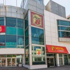 Отель Super 8 Downtown Toronto 2* Стандартный номер с различными типами кроватей