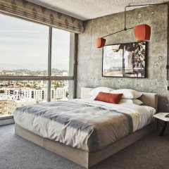 Отель The Line США, Лос-Анджелес - отзывы, цены и фото номеров - забронировать отель The Line онлайн комната для гостей фото 5