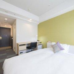Отель Tokyu Stay Tsukiji 3* Улучшенный номер с различными типами кроватей фото 3