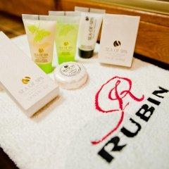 Отель Apartamenty Rubin ванная