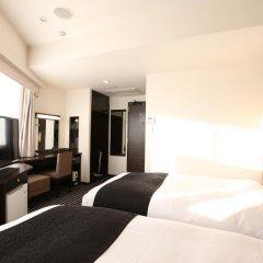 APA Hotel Higashi Shinjuku Ekimae 3* Стандартный номер с 2 отдельными кроватями
