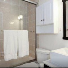Отель Federal Flats - Georgetown США, Вашингтон - отзывы, цены и фото номеров - забронировать отель Federal Flats - Georgetown онлайн ванная