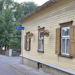Отель Marta Guesthouse Tallinn 2* Стандартный номер с различными типами кроватей фото 11