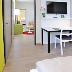 Отель Harry's Home Hotel München Германия, Мюнхен - 1 отзыв об отеле, цены и фото номеров - забронировать отель Harry's Home Hotel München онлайн комната для гостей фото 3