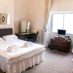The Queensbury Hotel 2* Номер Эконом с разными типами кроватей (общая ванная комната) фото 3