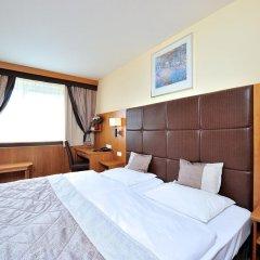Carlton Hotel Budapest 4* Стандартный номер с различными типами кроватей фото 3