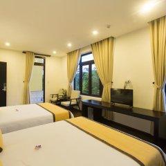Hai Au Boutique Hotel & Spa 3* Люкс с различными типами кроватей