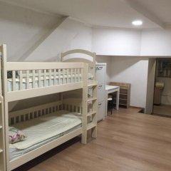 Гостиница Вunker Light Кровать в мужском общем номере двухъярусные кровати фото 4