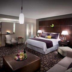 Seminole Hard Rock Hotel and Casino 4* Улучшенный люкс с различными типами кроватей фото 7