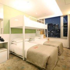 STAZ Hotel Myeongdong II 3* Стандартный номер с различными типами кроватей фото 12