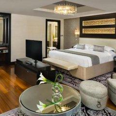 Отель Kempinski Mall Of The Emirates 5* Люкс с двуспальной кроватью фото 2