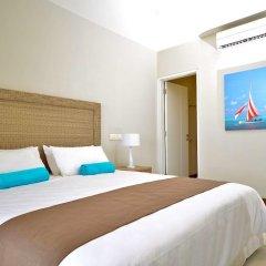 Отель Mon Choisy Beach Resort 3* Студия с различными типами кроватей фото 5