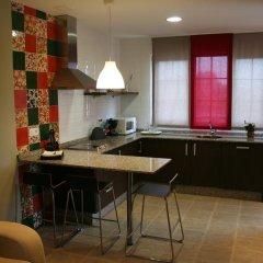 Отель Apartamentos El Regueirin 2 Кудильеро в номере
